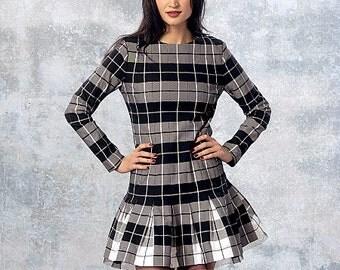 Vogue Pattern V1461 Misses' Dress