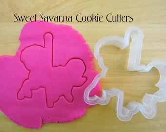 Horse Carousel Cookie Cutter