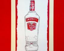 LYS VINTAGE Scala Flasche 1l Shop