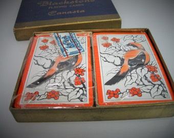 Blackstone playing cards - Canasta - unplayed decks
