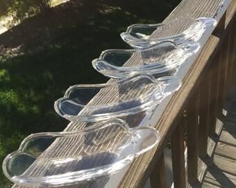 Indiana Glass Company 'Fountainware - Clear' Banana Split Dish