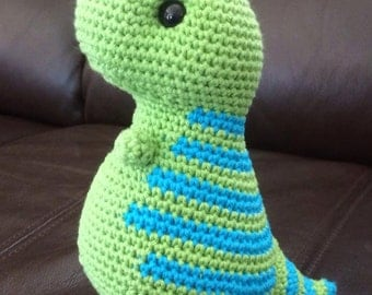 Crochet T-Rex Dinosaur
