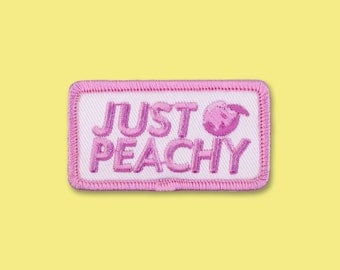 Patches: Just Peachy / It's Not Right
