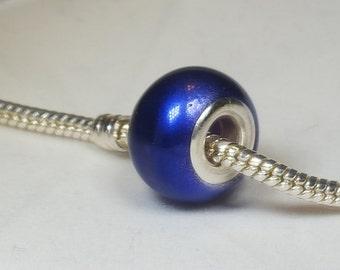 Gorgeous  Purple Murano Glass Bead - Fits all Designer and European Charm Bracelets*