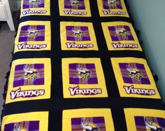 MINNESOTA VIKINGS Fleece Blanket