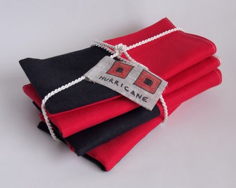 HURRICANE Napkin Set