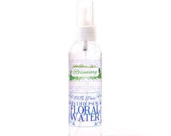 Rosemary Hydrosol Floral Water - 125ml