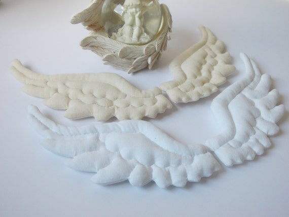 Pdf Sewing Pattern For Tilda Doll Angel Wings