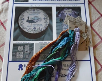 My Precious Treasures with Threads by Blue Ribbon Designs