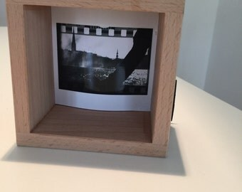 Photo in a box