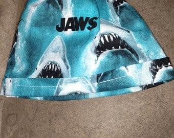 Jaws knot baby hat