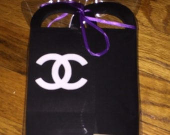 "3x4"" MINI Designer treat/gift bags for bridal shower, baby shower, sweet sixteen, etc"
