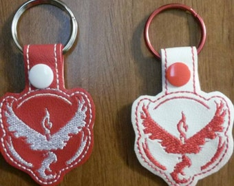 Red Team Keychain