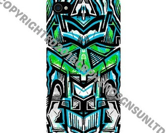 Graffiti Style iPhone / Samsung Galaxy / Cell Phone Case