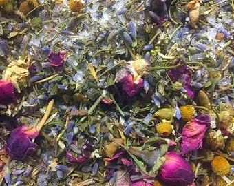 Lavender Bath Tea & Salt