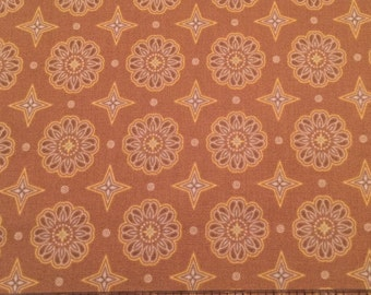 Saddle Up by Samantha Walker for Riley Blake Designs fabric by the yard C2824 Brown