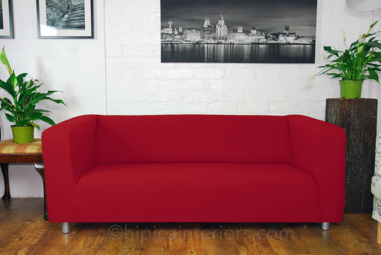 Ikea Klippan 2 Seat Sofa Waterproof Slip Cover To Fit The