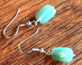 0187 - Aventurine Earrings