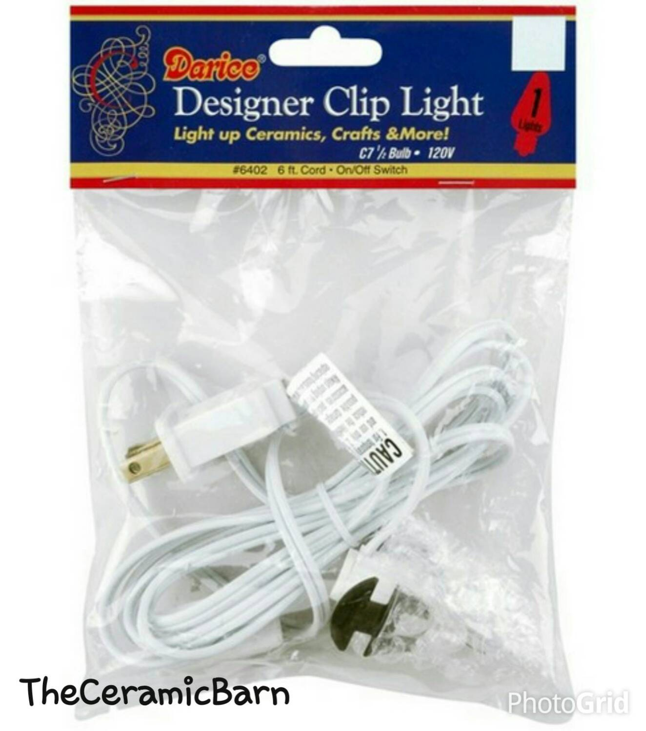 Clip lights for crafts - Like This Item