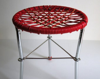 Chair folding stool – Vintage