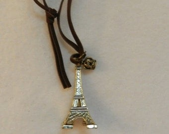Valentine Sale Eiffel Tower Necklace Perfect gift for any occasion  V2