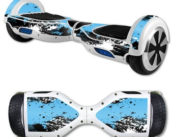 Skin Decal Wrap for Self Balancing Scooter Hoverboard unicycle Hip Splatter