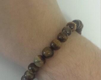 Tigerseye Stretchy Bracelet