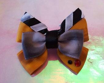 PRE ORDER Hand made Disney Wall-e hair bow