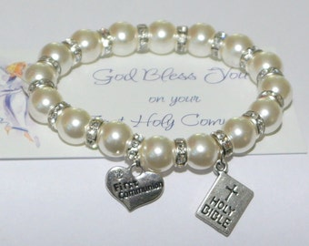 1st communion gifts - bible - first communion gift - for christian - faith - holy communion gift - catholic gifts - for catholic