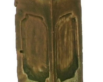DOLLHOUSE MINIATURE 1:24 Scale 3 Pc Pedestals Set #A2108-WA2108