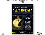 Retro Pac-Man Party Theme...
