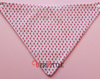Secababitas White/Pink Hearts
