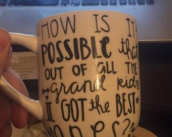 Grandparents mug!
