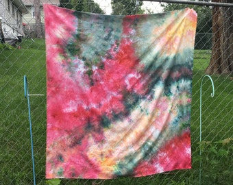 Melon Dyed Tapestry