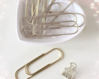 Giant Paperclip...