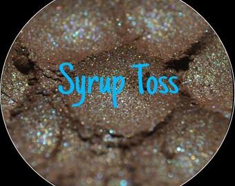 Syrup Toss,Not Lip Safe Not Vegan