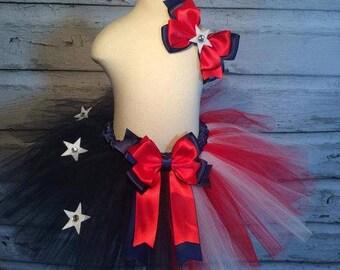 Girls 4th of July Outfit,4th of July Outfit,4th of July Toddler Girls,4th of July Tutu,Independance Day Tutu,Red White Blue Tutu,Flag Tutu