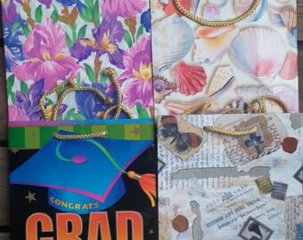 Gift Bag Assortment - 10 High Quality Gift Bags