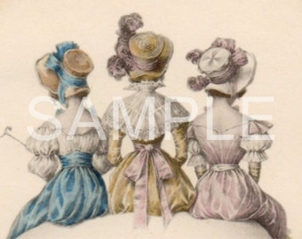 Digital Download *Three Vintage Ladies* 13-1457