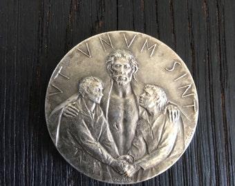 Vatican jubilee coin 1975