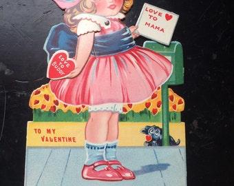 Vintage Valentine ca.1927 (no.7)