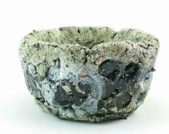 Handmade Pot , Succulant, Bonsai, Cactas (Free Shiping)