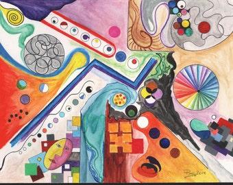 Technicolor Daydreams