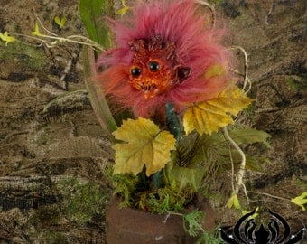 Fire Sprout OOAK