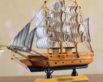 Sailing Boat Model