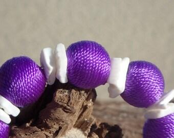 purple coral purple