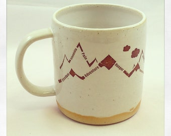Happy Hiker Mug