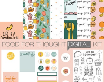 Food for Thought Digital Kit