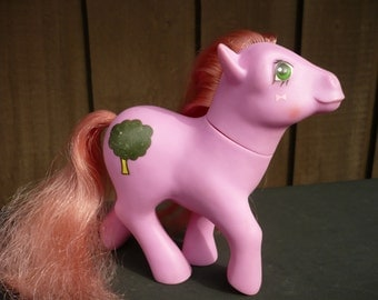 My Little Pony--  Vintage ---Windy--- Magic Message - 1984 - WORKS