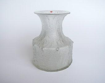 """Rare Iittala """"Finlandia"""" vase. Designed by Timo Sarpaneva in 1964"""